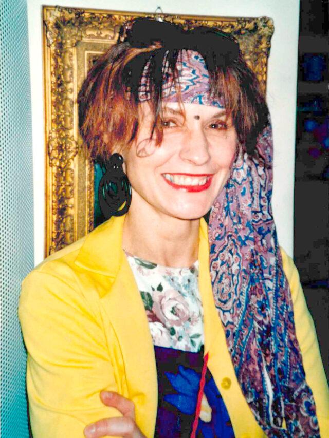 Porträt Antonia Bucher