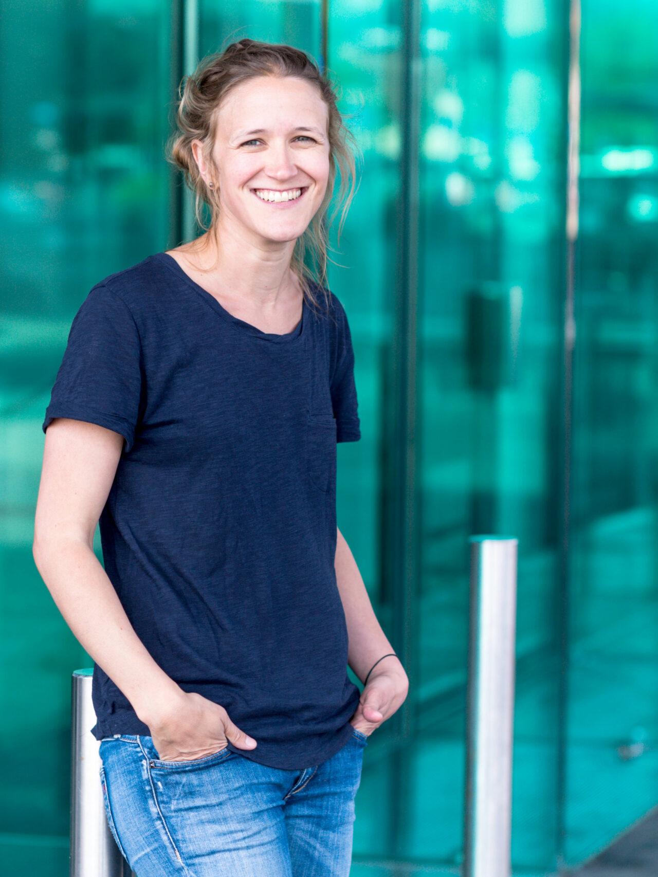 Porträt Martina Clavadetscher