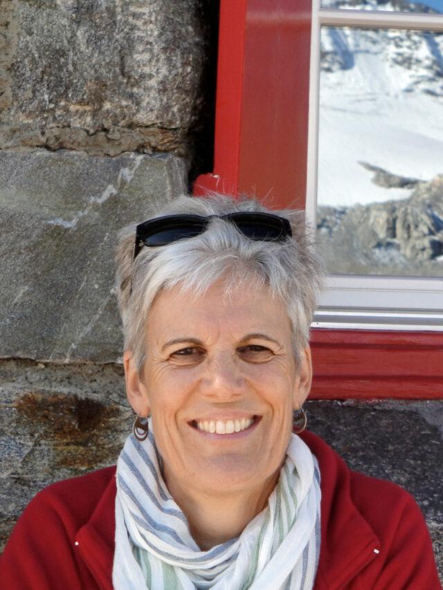 Porträt Eva Heusser