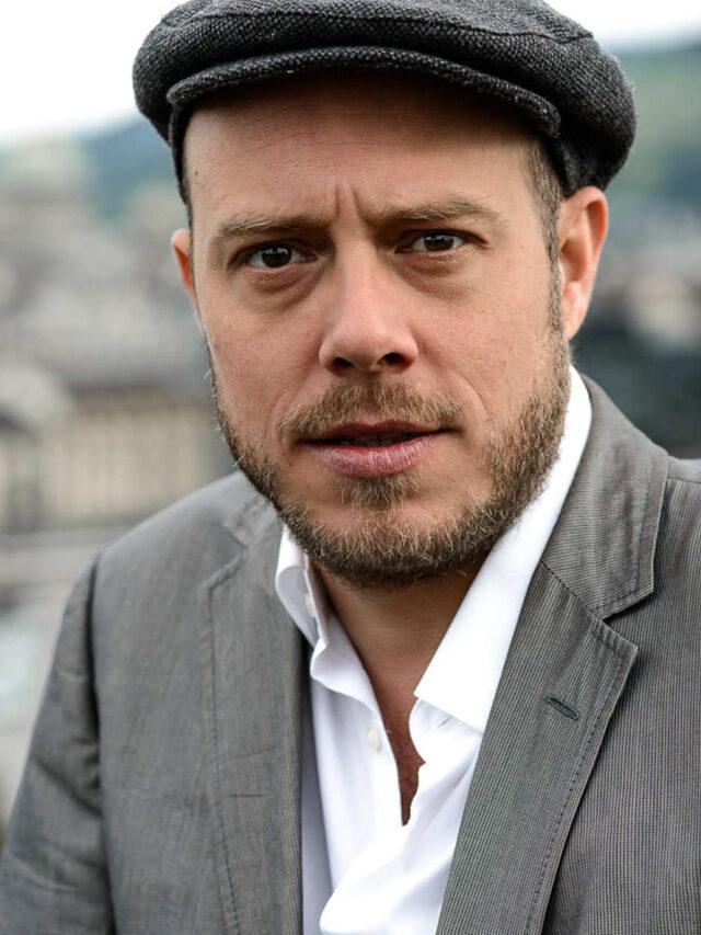 Porträt Manuel Kühne