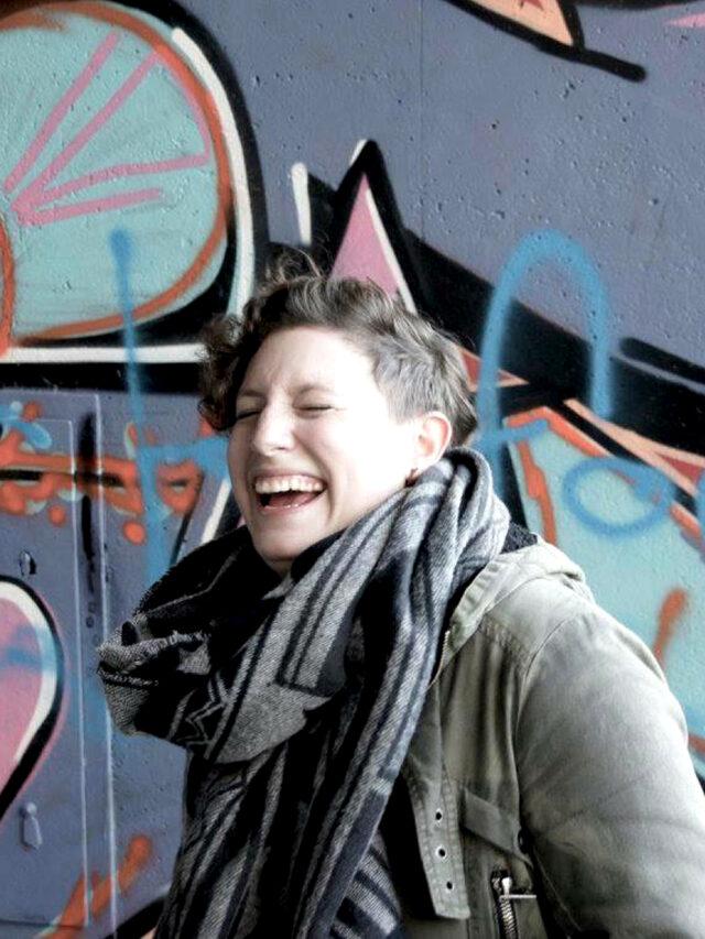 Porträt Melanie Kurmann