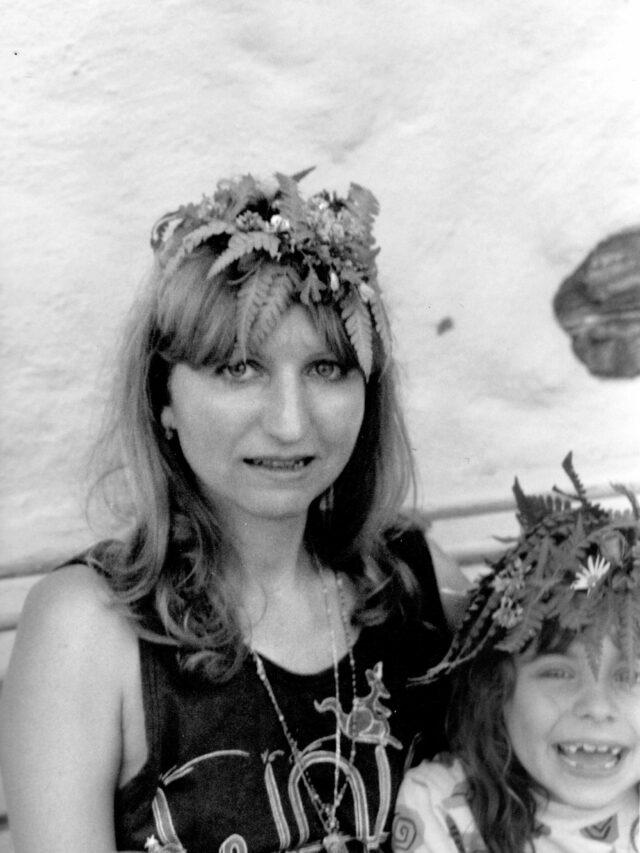 Porträt Ruth Mächler