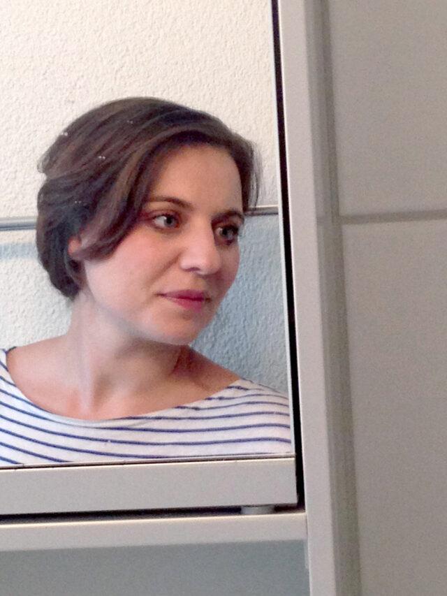 Porträt von Valentina Maria Mächler, Video