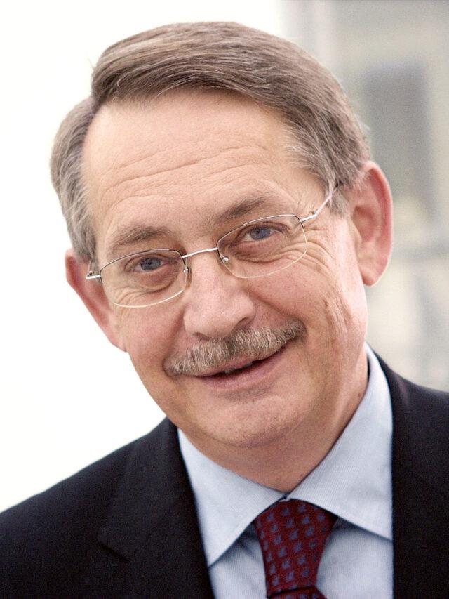 Porträt Dr. h.c. Franz Marty