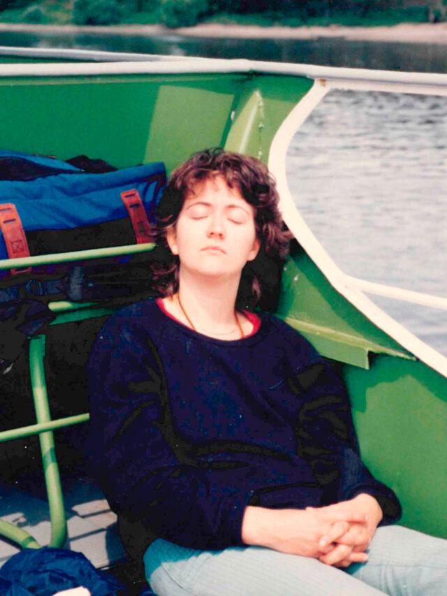 Porträt Glücksmoment von Susanne Morger